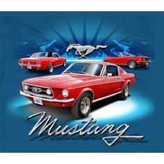 Mustangs, love 'em