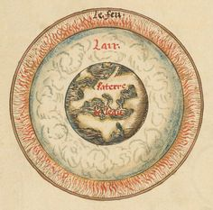 Le sphere de monde by Oronce Fine, 1549 b For background see: Old World Maps, Old Maps, Map Globe, Historical Maps, Illuminated Manuscript, Illustrations, Sacred Geometry, Centre, Vintage World Maps
