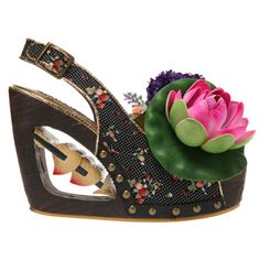 Thinking of making these my next Irregular Choice purchase. Oh'Ello by Irregular Choice, Spring/Summer collection 2012.
