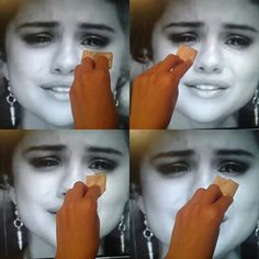 Don't cry little Selenita.