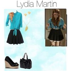 Lydia Martin inspired outfit - Lydia Martin inspired outfit Source by - Teen Wolf Fashion, Teen Wolf Outfits, Fashion Tv, Edgy Outfits, Kids Outfits, Cute Outfits, Fashion Outfits, Lydia Martin Style, Lydia Martin Outfits