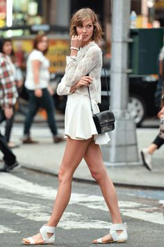 Off-Duty Celebrity Style: Casual Looks We Love - Fearne Cotton - Page 110 | Fashion Pictures | Marie Claire