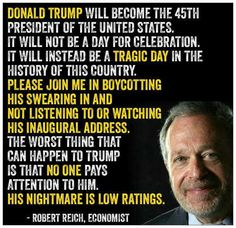 Let's boycott all things related to Trump and his minions.