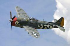 Republic P-47 Thunderbolt, Tail No. 226641.