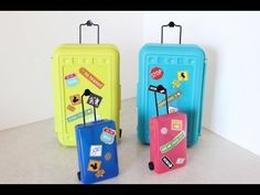 Doll-craft doll suitcase!!!