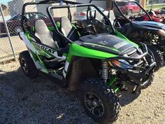 Used 2015 Arctic Cat Wildcat Trail XT ATVs For Sale in Iowa. 2015 Arctic Cat Wildcat Trail XT, only 200 miles!! The minimum operator age of this vehicle is 16 with a valid driver's license. Dimensions: - Wheelbase: 84.6 in. (214.9 cm)