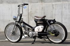 Honda C90 and C100 | Retro Rides