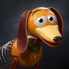 Sério, o nível de detalhe dos personagens de #ToyStory4 é impressionante!