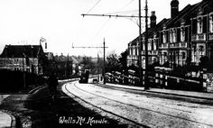 c1910 Wells Road corner with Belluton Road, Knowle, Bristol | by brizzle born and bred