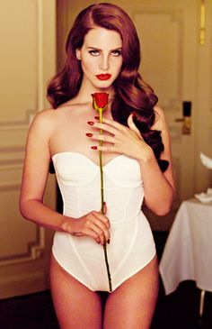 I'm pretty sure this is the one and only woman I'll ever love ~ Lana del Rey Lana del Rey