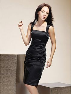 Sheath/Column dress- USD $ 49.99