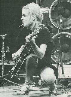 #CrispyBikinis // Inspired: Tina Weymouth - Talking Heads #music                                                                                                                                                                                 More