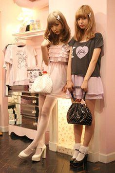 Amo in cute J-fashion