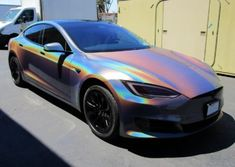 A crazy color for your tesla... #car #cars #cargram #carinstagram #carshow #catphotography #carspotting #carlovers  #carlove #carmeet #tesla  #teslamodels #teslamodelx #teslamodely #cybertruck #teslacybertruck #teslaroadster #teslatruck  #teslalife #teslamotors #teslaowner Tesla Owner, Tesla Roadster, Tesla Model X, Crazy Colour, Color, Tesla Motors, Cat Photography, Car Show, Tesla Vehicles