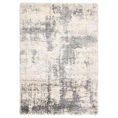 Jaipur Living Lyra Abstract 8 ft. 10 in. x 11 ft. 9 in. Ivory Area Rug, Ivory/Light Gray