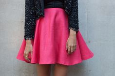 diy circle skirt 13 by apairandaspare, via Flickr