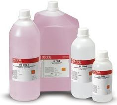 1413mS/cm Sol. 230mL by Hanna Instruments. $26.51. All Hanna solution bottles come with a pH Vs. temperature chart together with the production lot # and expiration date to guarantee maximum accuracy.Formulation Hanna pH buffers are made of potassium dihydrogen phosphate and disodium hydrogen phosphate and are standardized with a pH meter calibrated to NIST primary standard buffer solutions (NIST 186Ie & 186IIe and NIST 158g S.R.M.).
