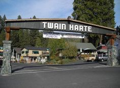 Twain Harte, Ca  Was a great getaway fir a girls' weekend.  :)