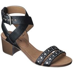 c93fd2829771 block heel sandals Black Picture