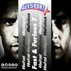 Más rápido que la luz, más aguerrido que un gladiador, muy pronto #allsport llevará tus emociones al extremo!! #BeFast #BeFurious #BeAllsport