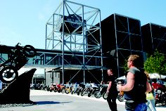 The world's only Harley-Davidson Museum  #WhyHB