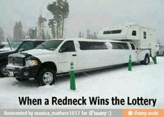 Redneck..
