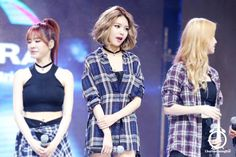 150831 Sooyoung - Tencent K-pop Live Music