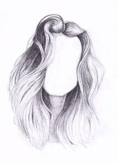 Hair sketch art в 2019 г. hair sketch, drawings и pencil dra Girl Face Drawing, Cute Girl Drawing, Cute Drawings Of Girls, Sketches Of Girls, Cute Girl Sketch, Sketches Of People, Woman Sketch, Pencil Art Drawings, Art Drawings Sketches