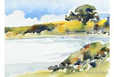 Alysanne McGaffey Seascape on OneKingsLane.com