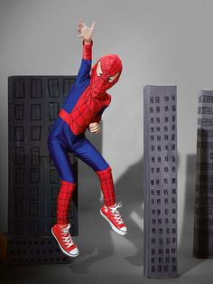 Boy's Spider Costume 01/2014 - Burda