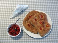 Česneková Focaccia French Toast, Breakfast, Food, Morning Coffee, Essen, Meals, Yemek, Eten