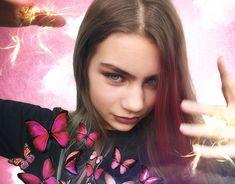 Photo Manipulation, New Work, Butterflies, Behance, Photoshop, Profile, Magic, T Shirts For Women, Gallery