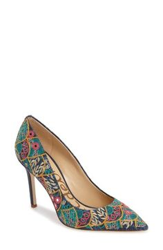 Free shipping and returns on Sam Edelman Hazel Pointy Toe Pump (Women) at Nordstrom.com. A classic stiletto adds leg-lengthening lift and timeless appeal to an elegant pointy-toe pump.