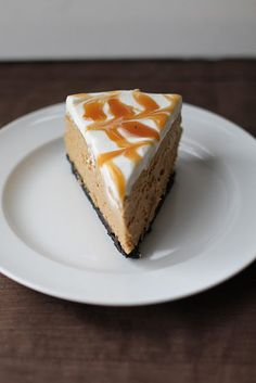 Caramel Cappuccino Cheesecake...my god.