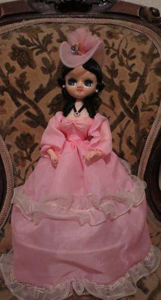 bradey dolls | 1970's Bradley Big Eyed Doll by FabFemNFun on Etsy