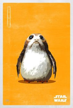 Star Wars The Last Jedi Wallpaper: Porg