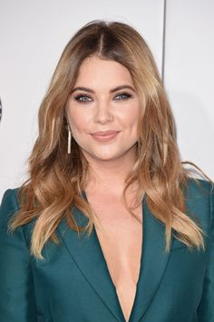 Ashley Benson - 2015 American Music Awards in Los Angeles 11/22/15