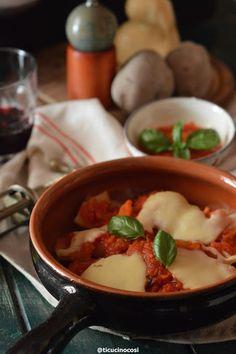 Un contorno speciale ma anche un piatto principale adatto ai vegetariani ma anche molto goloso per i bimbi a cui vogliamo preparare pietan...