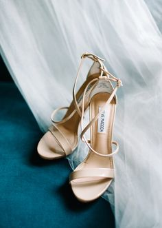 #nude #wedding #shoes @weddingchicks