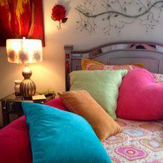 My Hayworth bedroom. Still a work in progress !