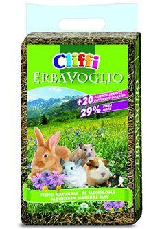 fieno per conigli nani