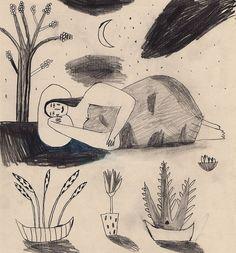 Esperando by Inma Lorente