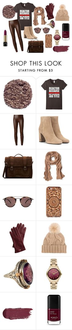 """Woman on a mission"" by bookworm528 ❤ liked on Polyvore featuring Illamasqua, Jitrois, Yves Saint Laurent, Dr. Martens, Banana Republic, Oliver Peoples, Felony Case, Mark & Graham, Loro Piana and Karl Lagerfeld"