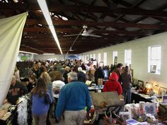 The Central Selling Floor  https://www.facebook.com/GreatFrederickMDREFleaMarket