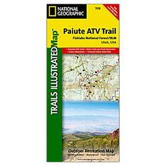 708 Paiute ATV Trail Map