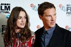 Benedict + Keira: 'The Imitation Game' Photo Call