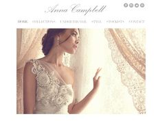 Anna Campbell (Some great bridal accessories and jewellery)