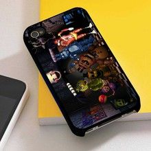 Five Nights at Freddy's Characters | Five Nights at Freddy's Characters | movie | custom case for iphone 4 ...