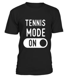 "# Funny Tennis Mode T Shirts. Gifts Ideas for Players. .  Special Offer, not available in shops      Comes in a variety of styles and colours      Buy yours now before it is too late!      Secured payment via Visa / Mastercard / Amex / PayPal      How to place an order            Choose the model from the drop-down menu      Click on ""Buy it now""      Choose the size and the quantity      Add your delivery address and bank details      And that's it!      Tags: Gifts shirts for Tennis…"