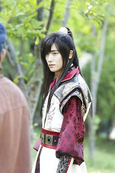 'Hwarang: The Beginning' shares behind photos of Hyungsik looking fine in uniform | allkpop.com